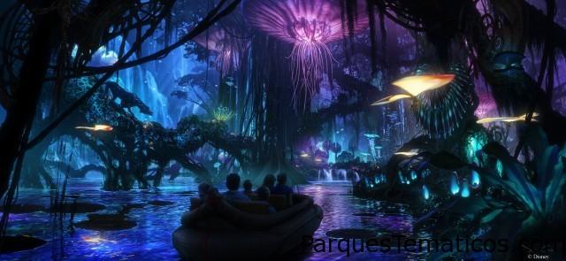 Avatar Land en Animal Kingdom