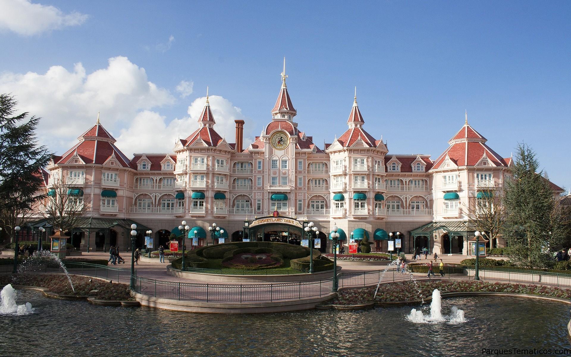 Razones para alojarse en Hoteles Disney en París