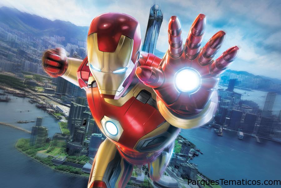 Iron Man, el primer personaje Marvel en Disney