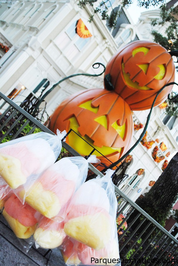 Delicias únicas de Noche de Brujas en Magic Kingdom Park durante el Mickey's Not-So-Scary Halloween Party