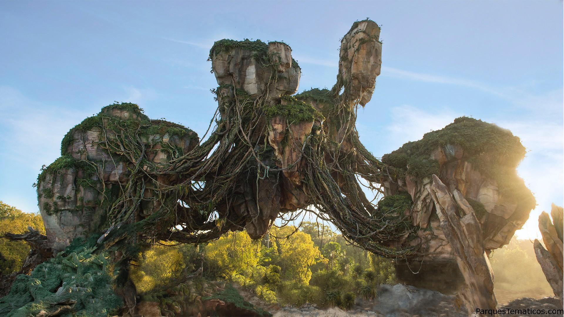 La Tierra de Pandora abre el 27 de Mayo en Disney's Animal Kingdom