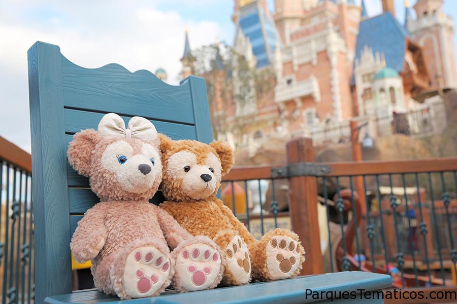 Celebrando San Valentín en Disney Shanghai Resort