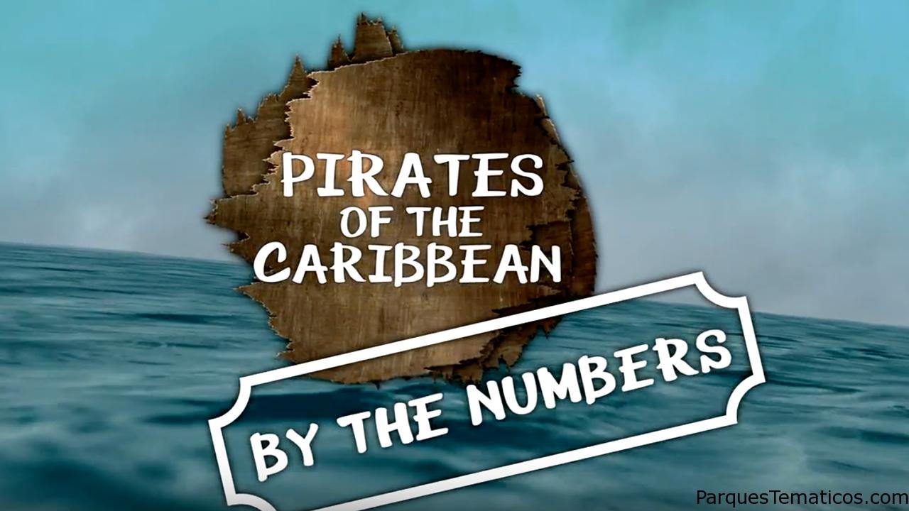 VIDEO: 50 Años de Piratas del Caribe en Disneyland Park