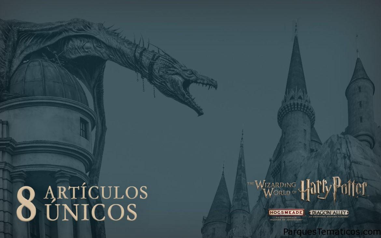 Artículos únicos en The Wizarding World of Harry Potter que absolutamente TIENES que tener