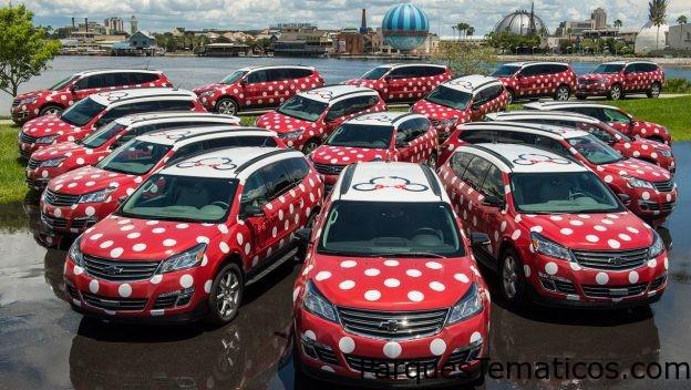 Minnie Van Service Now Open to all Visiting Walt Disney World Resort