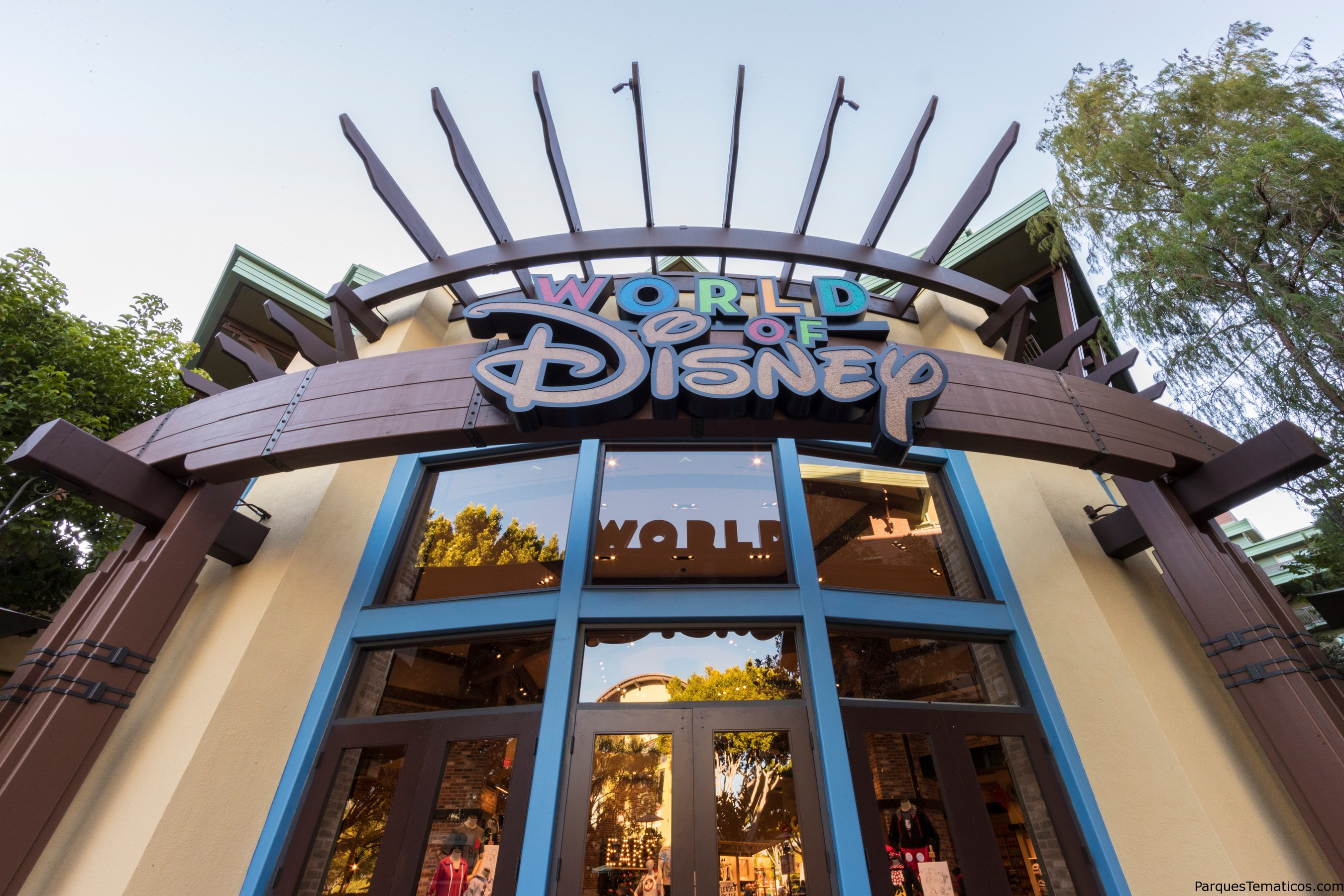 World of Disney, the ultimate shopping destination at the Downtown Disney District at Disneyland Resort in California and at Disney Springs at Walt Disney World Resort in Florida, now features a reimagined layout that makes shopping and more fun.