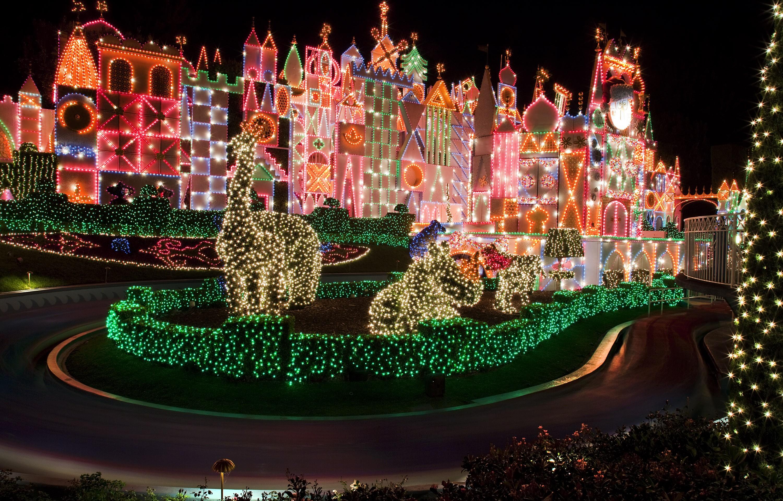 Holidays en Disneyland Resort, California