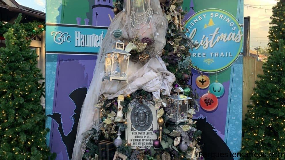 Disney Springs agrega Magia Navideña con entretenimiento, decoración y delicias de temporada