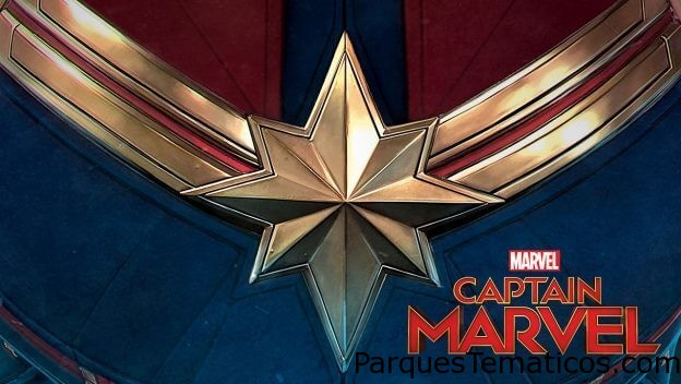 Capitain Marvel se une a los Superhéroes Marvel en Disneyland Paris