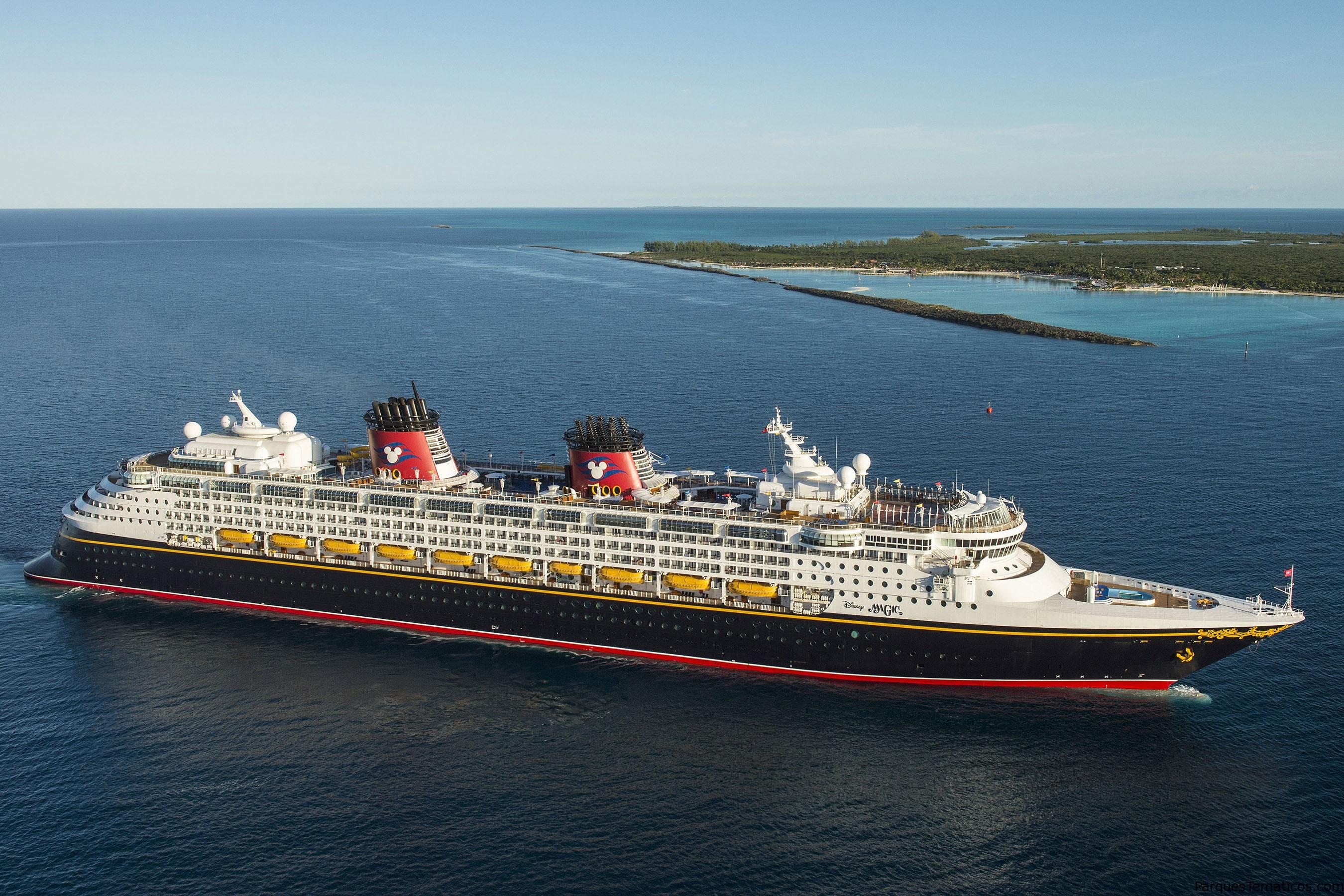 Disney Cruise Line presenta itinerarios para el otoño de 2019