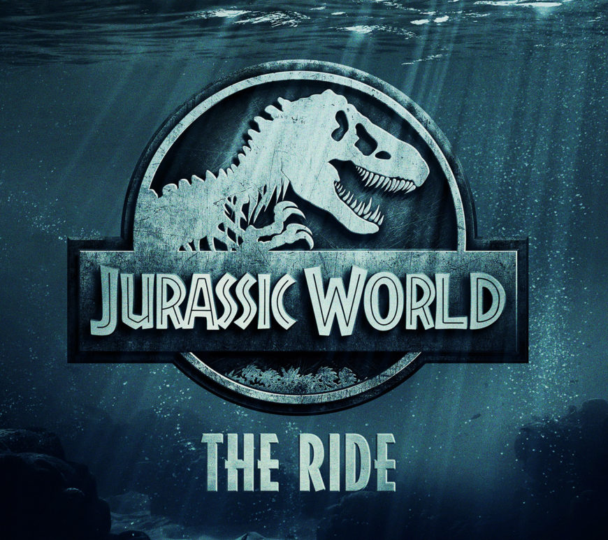 Jurassic World - The Ride llega en verano a Universal Studios Hollywood